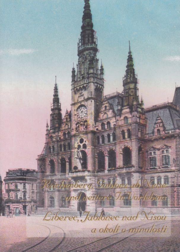 Liberec, Jablonec nad Nisou a okolí v minulosti (multimediální DVD)