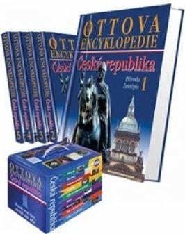 Ottova encyklopedie Česká republika 1.-5.díl