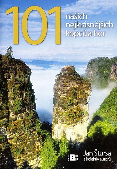 101 našich nejkrásnějších kopců a hor (Jan Štursa)
